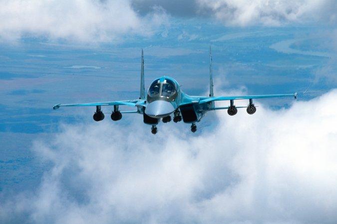 Sukhoi Su-34 Fullback - Page 2 Su-34