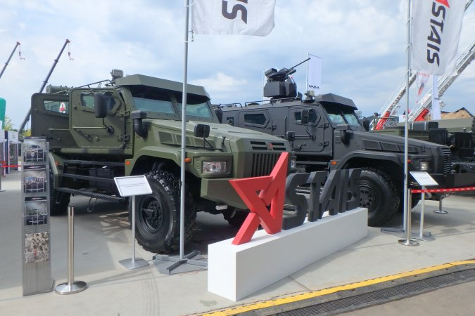 Patrol armored cars family by Astais