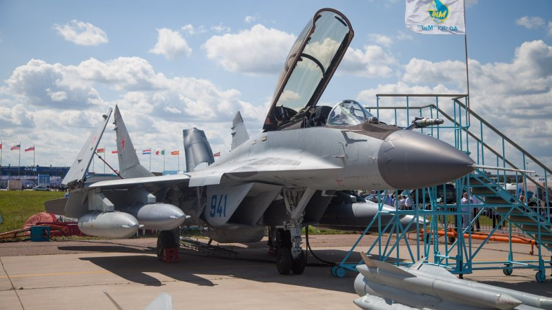 MiG-29K/KUB deck-based fighter