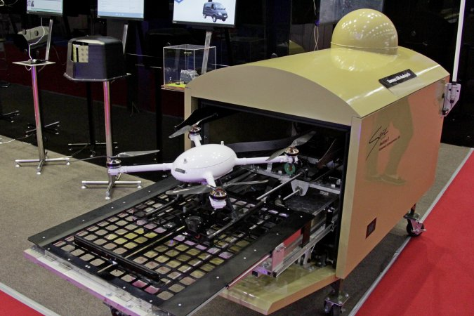 UAVs in Russian Armed Forces: News - Page 40 Albatros
