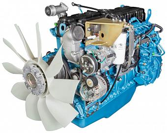 YMZ-530 family diesel engine
