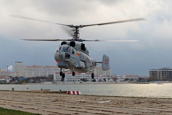 Ka-28 helicopter for Vietnamese Army