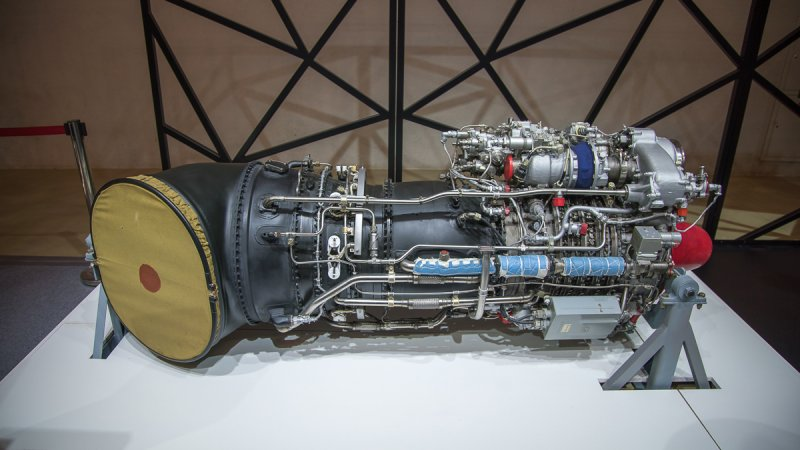 VK-2500PS helicopter engine