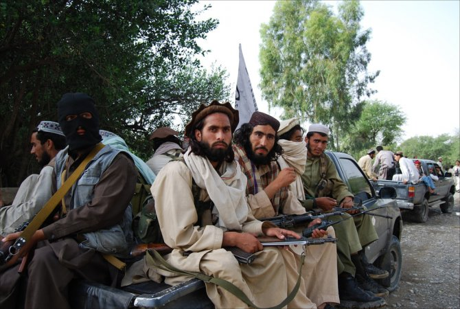 Militant group Tehrik-i-Taliban Pakistan
