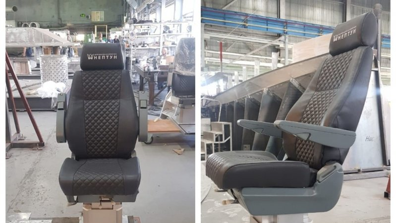 Seats produced by Neptune bureau