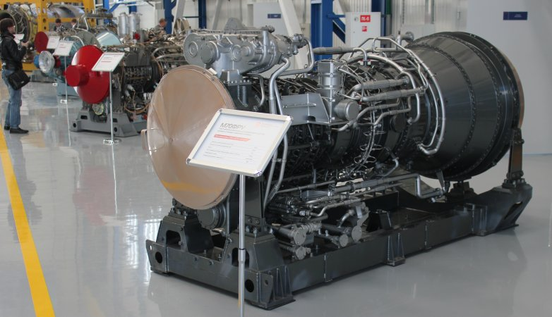 Marine gas-turbine engines produced by NPO Saturn