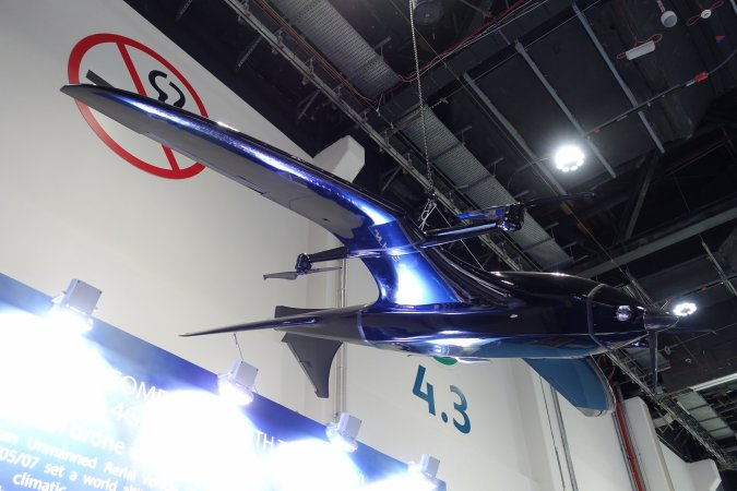 X-27 AVATAR unmanned system