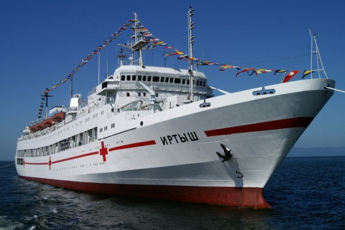 Hospital ship Irtysh (Pacific Fleet)