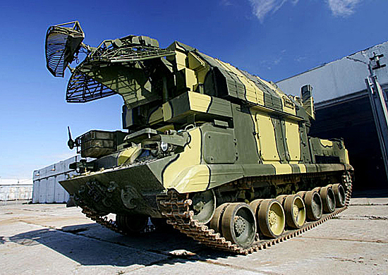 TOR-class air defense system