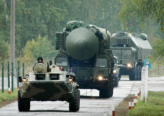 Russia's Strategic Missile Force