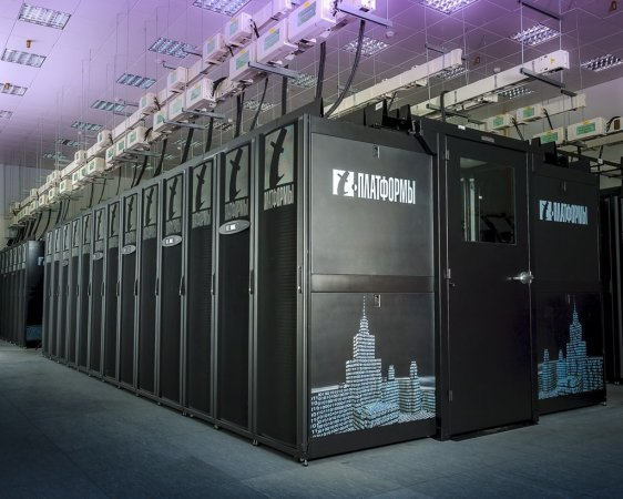 1.7-petaflops supercomputer Lomonosov