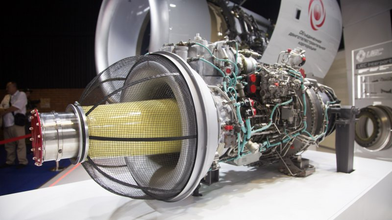 TV7-117ST, newest Russian turboprop engine